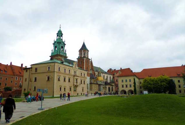 A Snapshot of Travel To Krakow