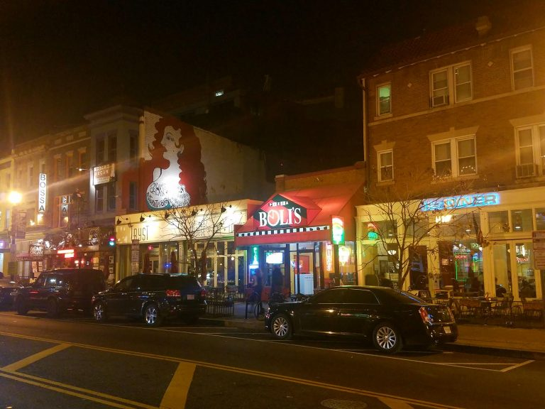 Adams Morgan In Washington DC