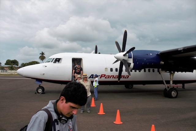 Small Plane To Panama
