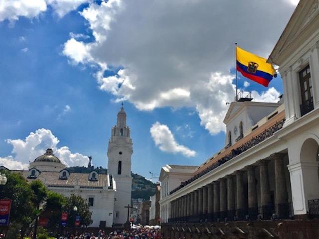 La Catedral In Ecuador