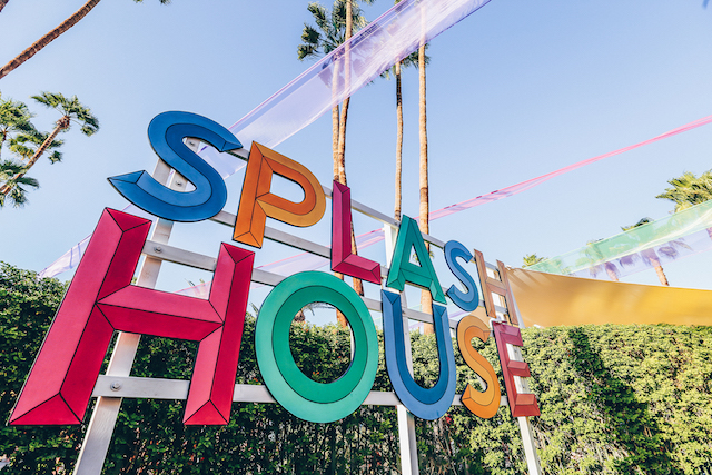 Splash House Pool Party