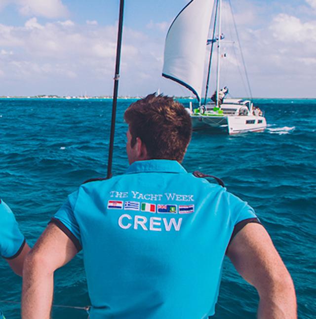 """Yacht Week Interns """"Crew"""""""
