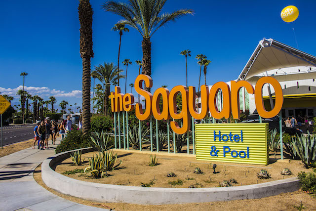 The Saguaro Hotel Resort