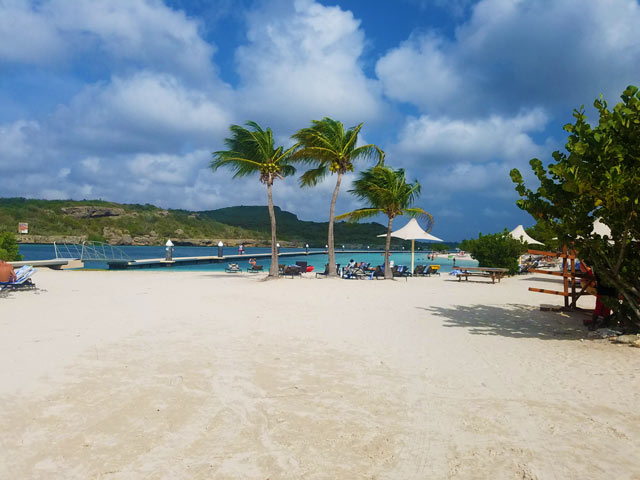 The Santa Barbara Beach Resort in Curacao