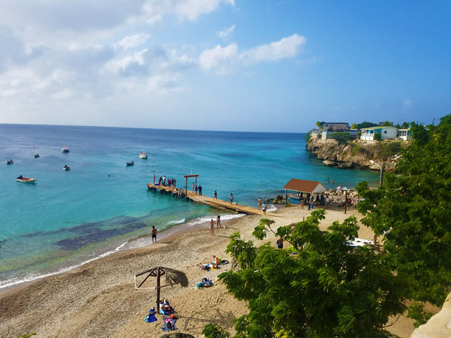 Playa Piskado is a Beach in Curacao